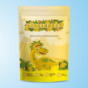 Banana Dinoshake