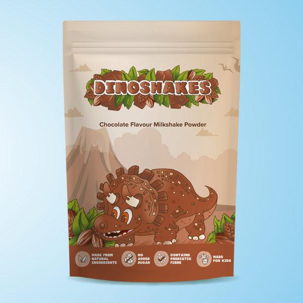 Chocolate Dinoshake