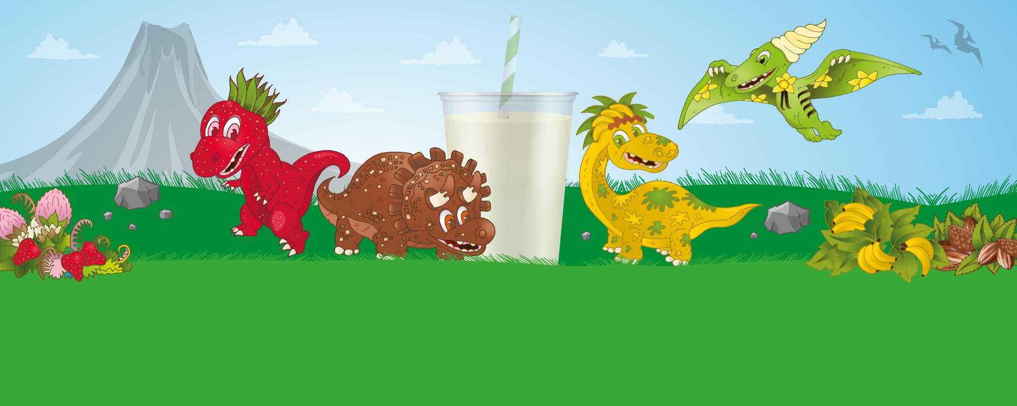 Milkshakes for kids